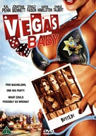 Bachelor Party Vegas - Danish DVD movie cover (xs thumbnail)