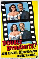 Double Dynamite - Movie Poster (xs thumbnail)