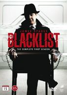 """The Blacklist"" - Danish DVD movie cover (xs thumbnail)"