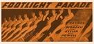 Footlight Parade - Movie Poster (xs thumbnail)