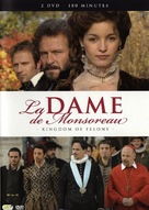 La dame de Monsoreau - Dutch DVD cover (xs thumbnail)