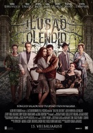 Beautiful Creatures - Estonian Movie Poster (xs thumbnail)