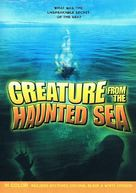 Creature from the Haunted Sea - DVD cover (xs thumbnail)