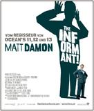 The Informant - Swiss Movie Poster (xs thumbnail)