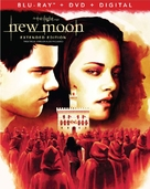 The Twilight Saga: New Moon - Blu-Ray movie cover (xs thumbnail)
