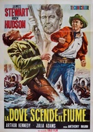 Bend of the River - Italian Movie Poster (xs thumbnail)