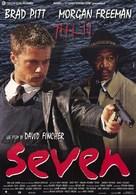 Se7en - Italian Movie Poster (xs thumbnail)