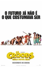 The Croods: A New Age - Portuguese Movie Poster (xs thumbnail)