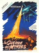 The War of the Worlds - French Movie Poster (xs thumbnail)