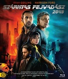 Blade Runner 2049 - Hungarian Blu-Ray movie cover (xs thumbnail)