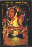 Cutthroat Island - Movie Poster (xs thumbnail)