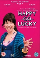 Happy-Go-Lucky - Movie Poster (xs thumbnail)