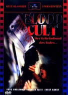 Blood Cult - German DVD cover (xs thumbnail)