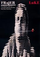 Cool Hand Luke - Czech Movie Poster (xs thumbnail)