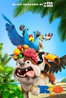 Rio - Spanish Movie Poster (xs thumbnail)