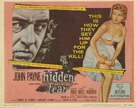 Hidden Fear - Movie Poster (xs thumbnail)