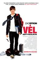 17 Again - Lithuanian Movie Poster (xs thumbnail)