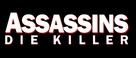 Assassins - German Logo (xs thumbnail)
