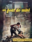 A Taste of Honey - French Movie Poster (xs thumbnail)