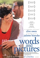 Words and Pictures - Italian Movie Poster (xs thumbnail)