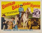 Buffalo Bill Rides Again - Movie Poster (xs thumbnail)