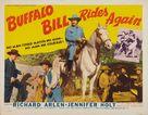 Buffalo Bill Rides Again - Movie Poster (xs thumbnail)
