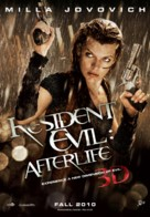 Resident Evil: Afterlife - Swiss Movie Poster (xs thumbnail)