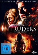 Intruders - German DVD cover (xs thumbnail)