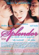 Splendor - Spanish Movie Poster (xs thumbnail)