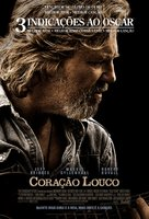 Crazy Heart - Brazilian Movie Poster (xs thumbnail)