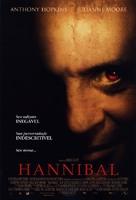 Hannibal - Brazilian Movie Poster (xs thumbnail)