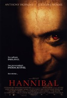Hannibal - Brazilian Movie Poster (xs thumbnail)