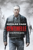 The Dying of the Light - French DVD movie cover (xs thumbnail)