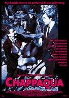 Chappaqua - German Movie Poster (xs thumbnail)