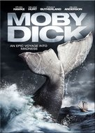 """""""Moby Dick"""" - DVD movie cover (xs thumbnail)"""