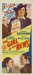 Girl in the News - Australian Movie Poster (xs thumbnail)