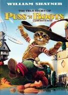 La véritable histoire du Chat Botté - Canadian DVD cover (xs thumbnail)