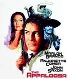The Appaloosa - Blu-Ray movie cover (xs thumbnail)