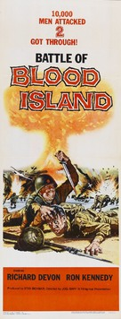 Battle of Blood Island - Movie Poster (xs thumbnail)
