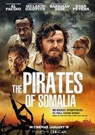 The Pirates of Somalia - Lebanese Movie Poster (xs thumbnail)