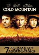 Cold Mountain - DVD movie cover (xs thumbnail)