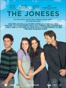 The Joneses - Danish Movie Poster (xs thumbnail)