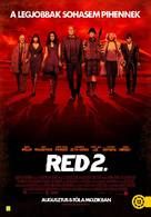 RED 2 - Hungarian Movie Poster (xs thumbnail)