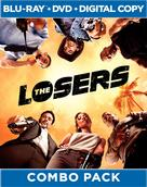 The Losers - Blu-Ray movie cover (xs thumbnail)