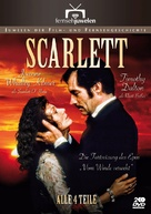 """Scarlett"" - German DVD movie cover (xs thumbnail)"
