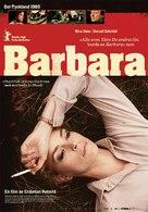 Barbara - Norwegian Movie Poster (xs thumbnail)