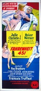Fahrenheit 451 - Australian Movie Poster (xs thumbnail)