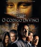 The Da Vinci Code - Brazilian Movie Cover (xs thumbnail)