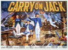 Carry on Jack - British Movie Poster (xs thumbnail)