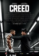 Creed - Romanian Movie Poster (xs thumbnail)